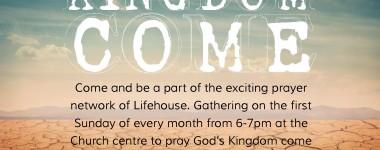 Kingdom come reg