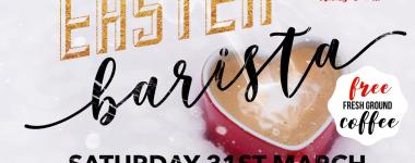 Easter 2018 invite